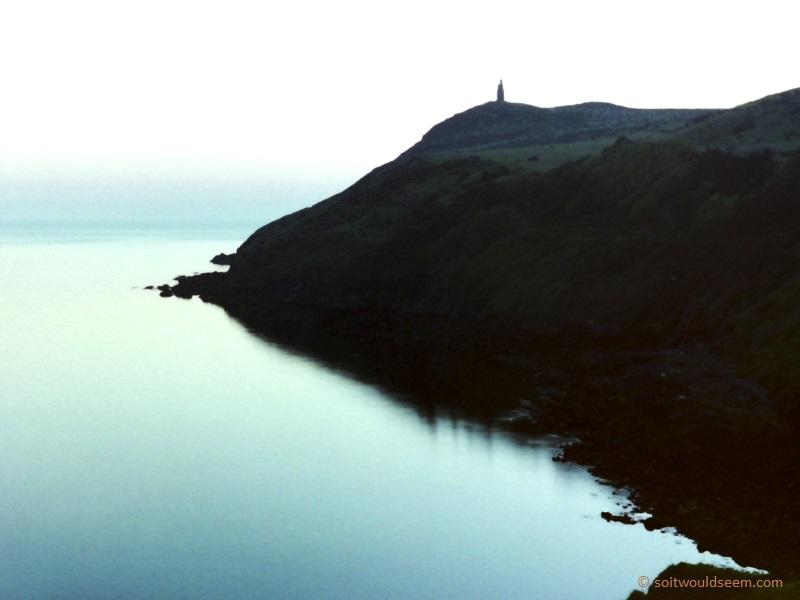 Bradda Head - At Port Erin, Isle of Man