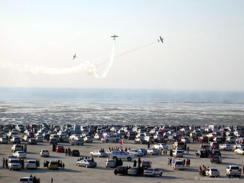air display in bahrain