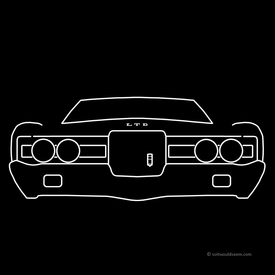 Ford LTD 1971