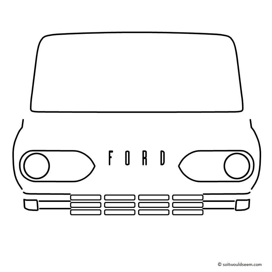 Ford Econoline E Series