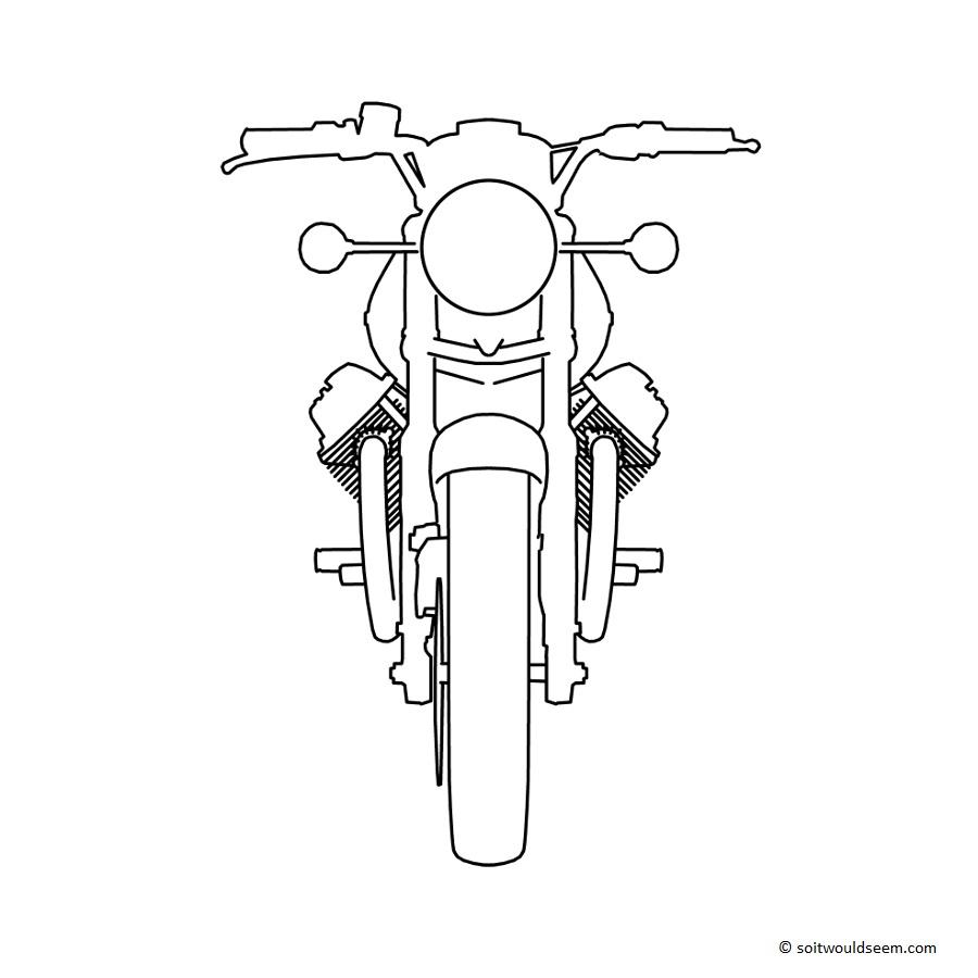 Moto Guzzi 850-T